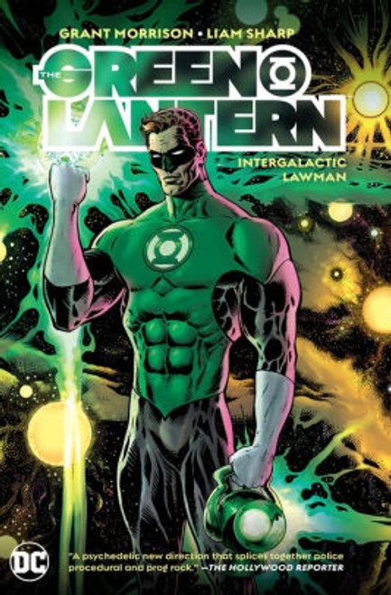 GREEN LANTERN BY MORRISON TP VOL 01 BOOKPLATE EDITION