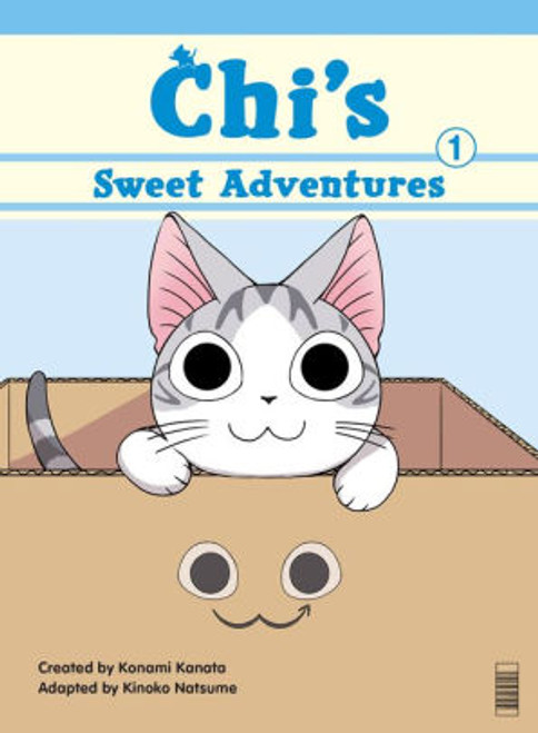 CHIS SWEET ADVENTURES VOL 01