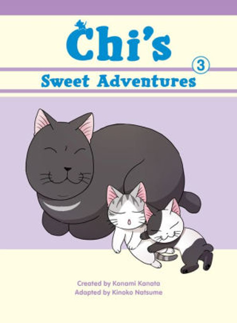 CHIS SWEET ADVENTURES VOL 03