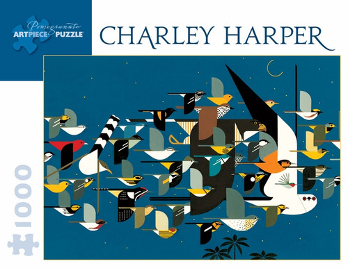CHARLEY HARPER MISSING MIGRANTS 1000 PIECE PUZZLE