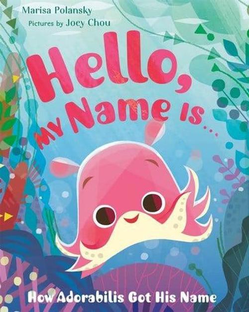 HELLO MY NAME IS HC
