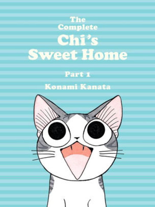 CHIS SWEET HOME OMNIBUS VOL 01