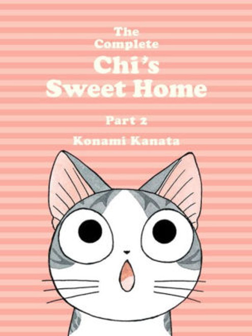 CHIS SWEET HOME OMNIBUS VOL 02