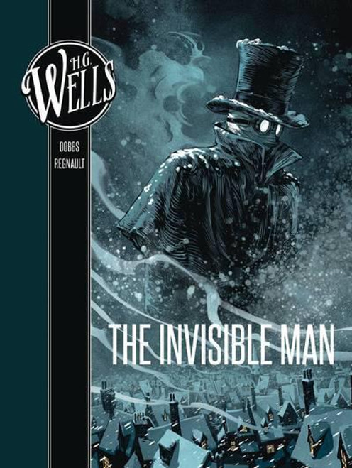 HG WELLS INVISIBLE MAN HC