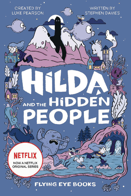 HILDA AND THE HIDDEN PEOPLE SC