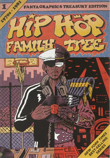 HIP HOP FAMILY TREE SC VOL 01