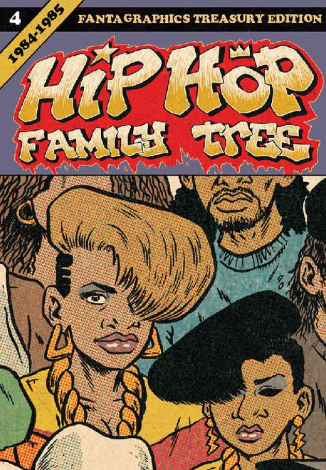 HIP HOP FAMILY TREE SC VOL 04