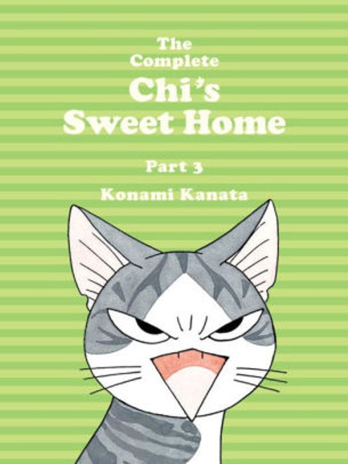 CHIS SWEET HOME OMNIBUS VOL 03