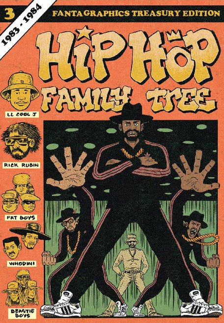 HIP HOP FAMILY TREE SC VOL 03