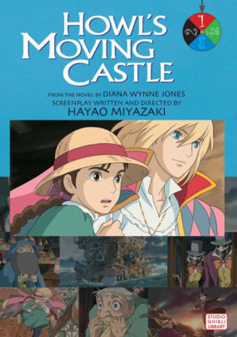 HOWLS MOVING CASTLE VOL 01