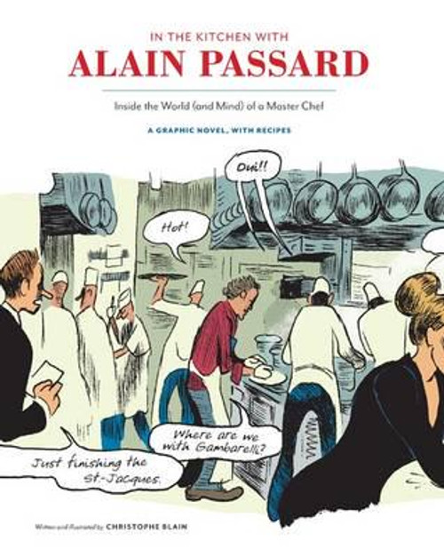 IN THE KITCHEN HC ALAIN PASSARD