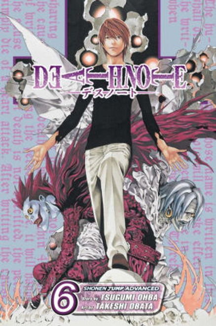 DEATH NOTE VOL 06