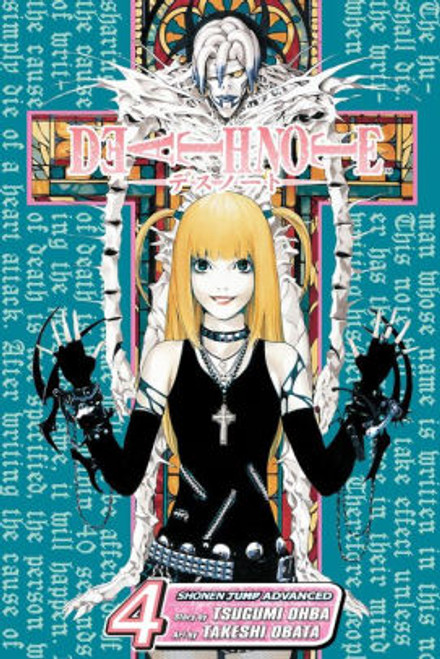 DEATH NOTE VOL 04