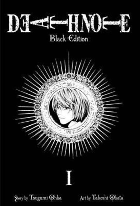 DEATH NOTE BLACK EDITION VOL 01