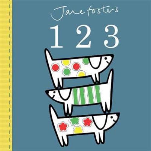 JANE FOSTERS 123 BOARD