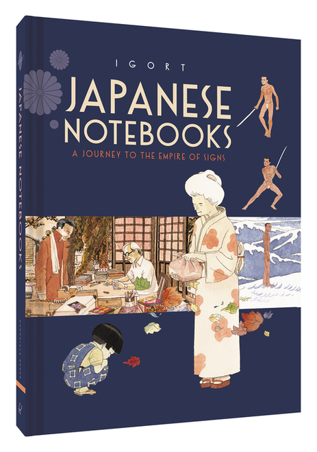 JAPANESE NOTEBOOKS HC BOA17