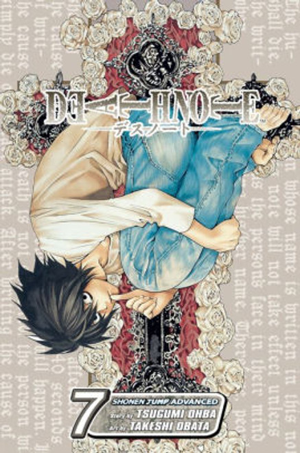 DEATH NOTE VOL 07