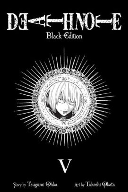 DEATH NOTE BLACK EDITION VOL 05