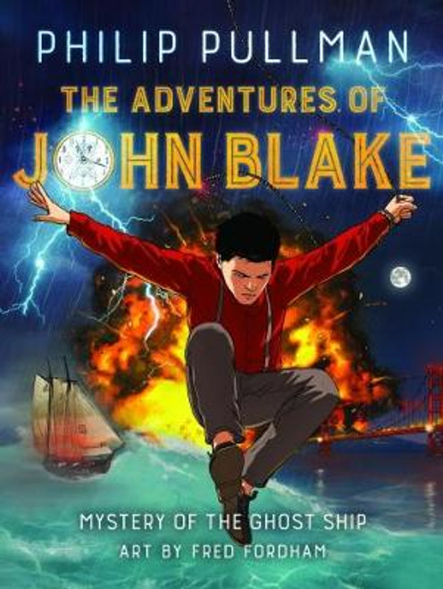 ADVENTURES OF JOHN BLAKE SC VOL 01