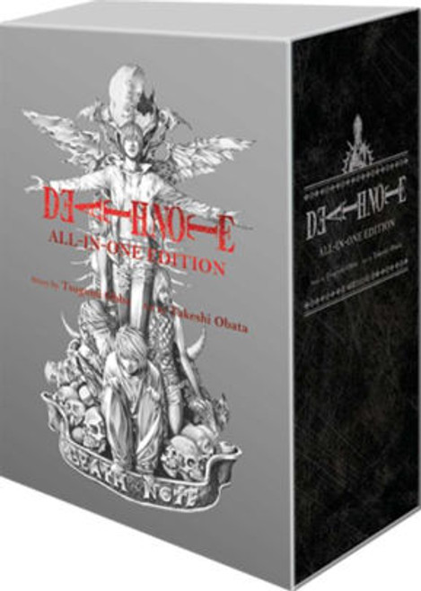DEATH NOTE ALL IN ONE EDITION HC