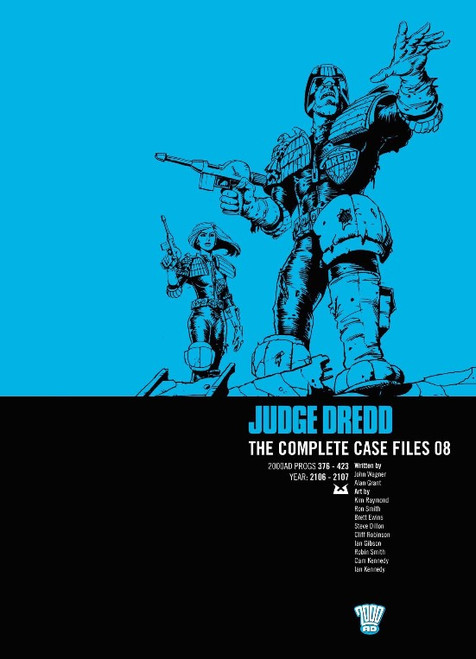 JUDGE DREDD COMPLETE CASE FILES TP VOL 08