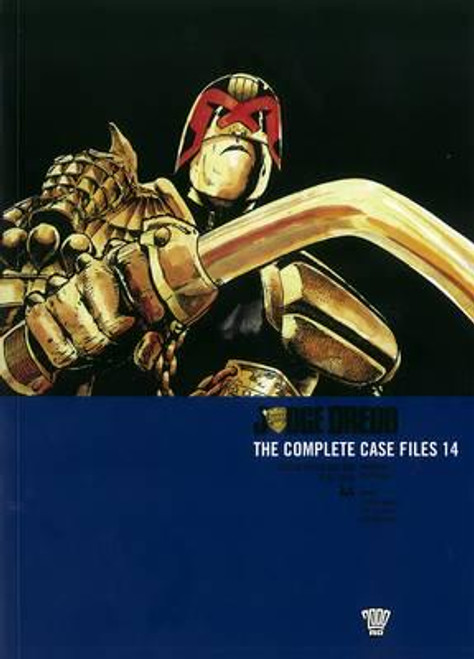 JUDGE DREDD COMPLETE CASE FILES TP VOL 14