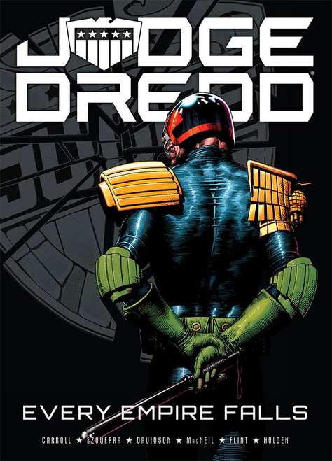 JUDGE DREDD EVERY EMPIRE FALLS TP