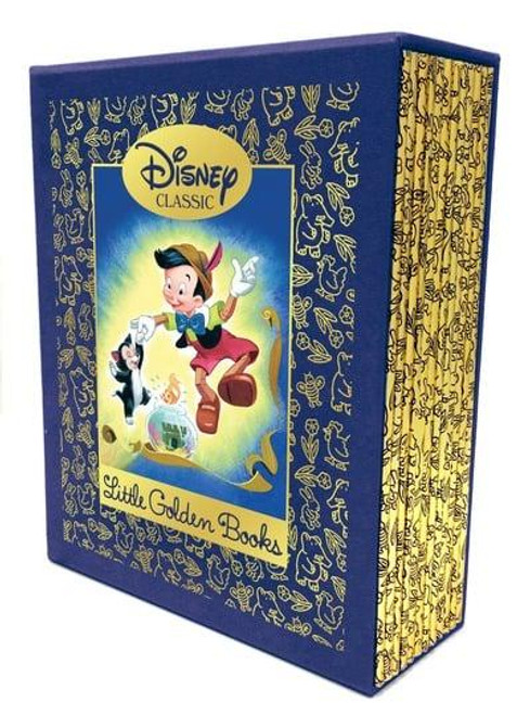 12 LITTLE GOLDEN BOOK DISNEY COLLECTION
