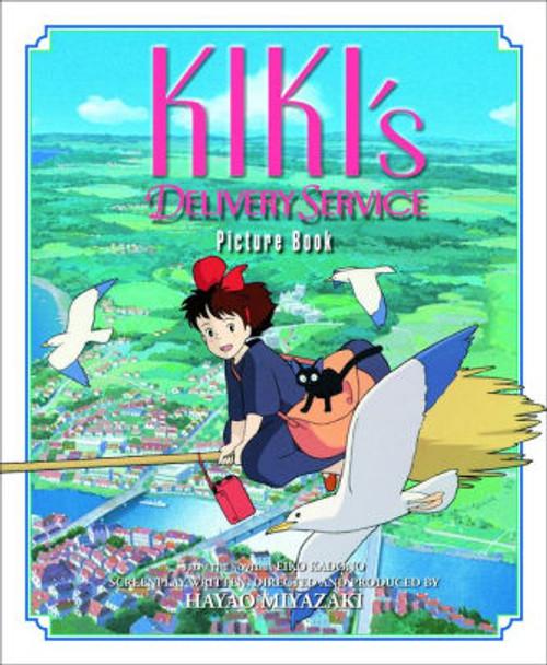 KIKI'S DELIVERY SERVICE PICTURE BOOK HC