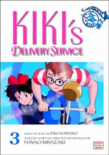 KIKI'S DELIVERY SERVICE VOL 03