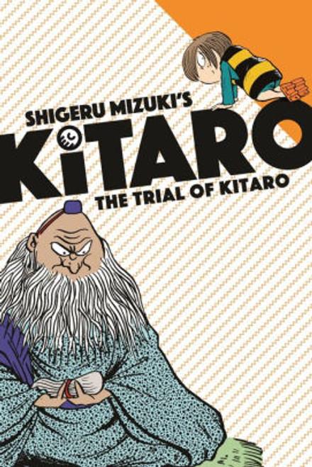 KITARO THE TRIAL OF KITARO GN