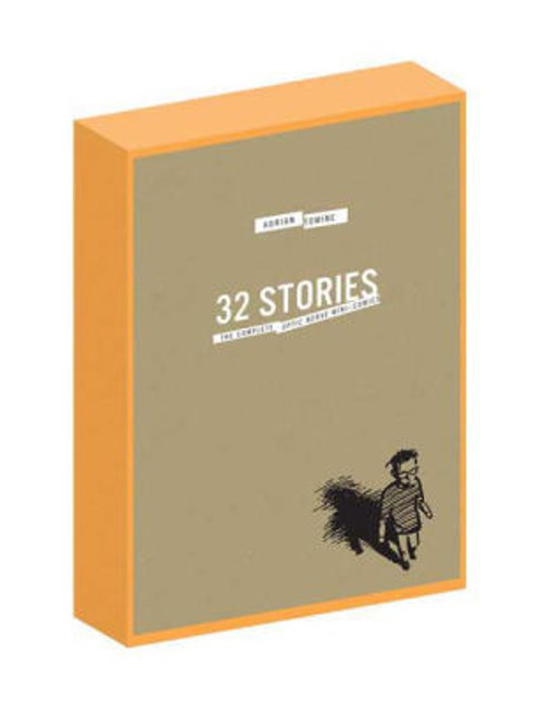 32 STORIES MINI-COMICS BOX