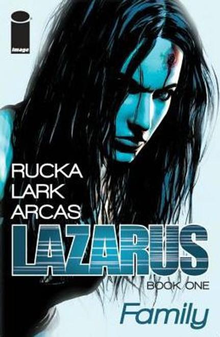 LAZARUS TP VOL 01 SIGNED BY MICHAEL LARK