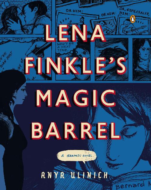 LENA FINKLES MAGIC BARREL GN
