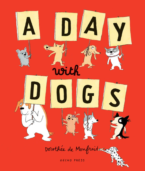A DAY WITH DOGS HC