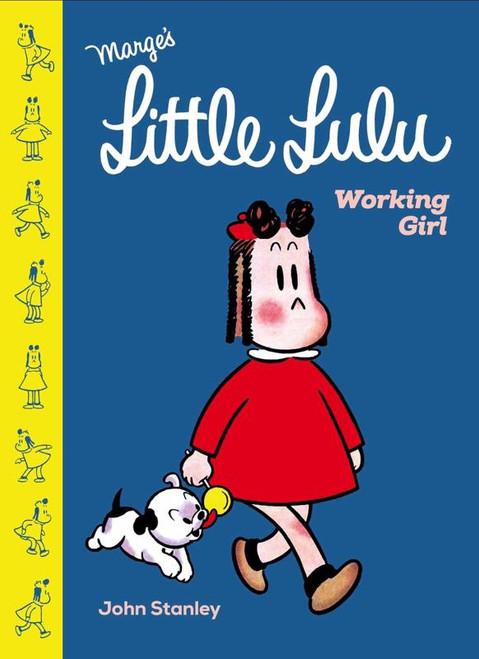 LITTLE LULU WORKING GIRL HC