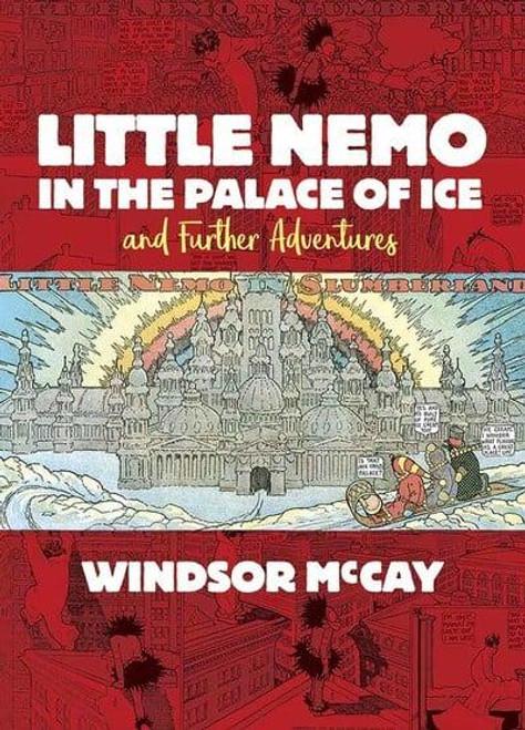 LITTLE NEMO PALACE OF ICE HC