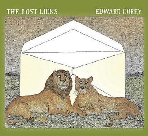 LOST LIONS GOREY HC