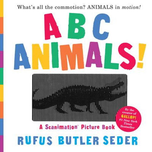 ABC ANIMALS SCANIMATION