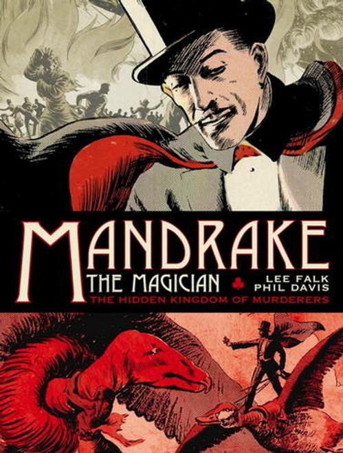 MANDRAKE MAGICAN KINGDOM HC