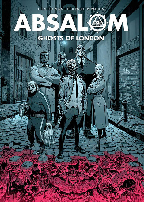 ABSALOM GHOSTS OF LONDON TP