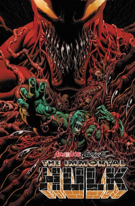 ABSOLUTE CARNAGE IMMORTAL HULK TP