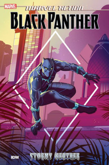 MARVEL ACTION BLACK PANTHER TP VOL 01