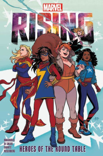 MARVEL RISING TP HEROES OF THE ROUND TABLE