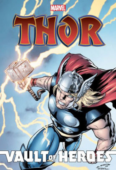 MARVEL VAULT OF HEROES THOR TP