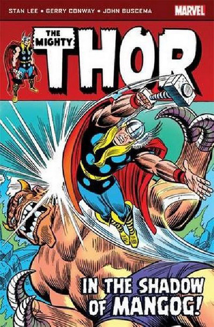 MIGHTY THOR IN THE SHADOW OF MANGOG POCKETBOOK