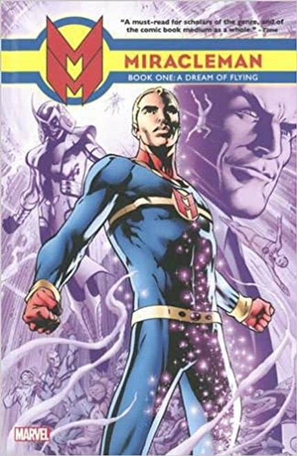 MIRACLEMAN HC VOL 01 A DREAM OF FLYING