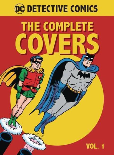 MINI DC DETECTIVE COVER HC