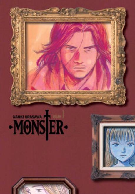 MONSTER VOL 01