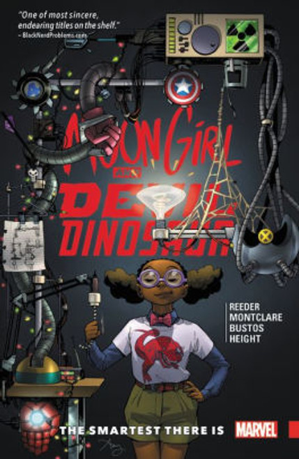 MOON GIRL & DEVIL DINOSAUR TP VOL 03